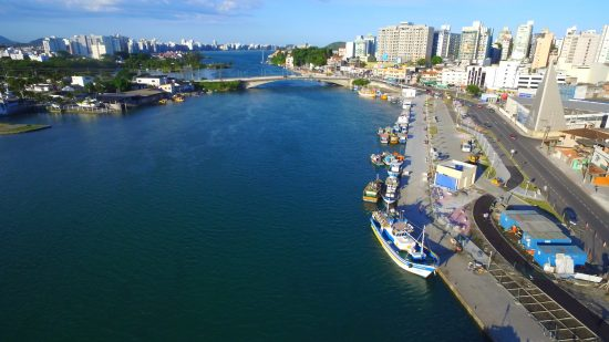 Governo do ES muda para junho o prazo para finalizar parte das obras no canal de Guarapari