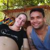 Vereadora Kamilla Rocha dá à luz a uma menina, em Guarapari