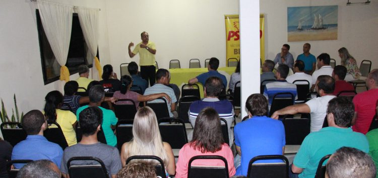 PSB de Guarapari quer representante da cidade na Assembleia