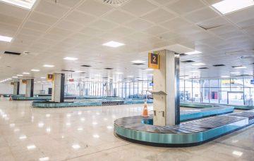 Michel Temer e Paulo Hartung desembarcam em Vitória (29) para inauguração do novo aeroporto