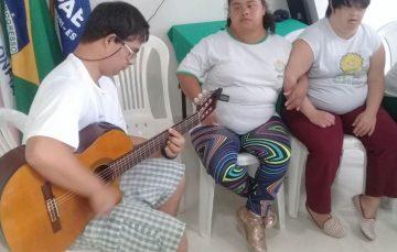 Apae Guarapari celebra Dia Mundial da Síndrome de Down