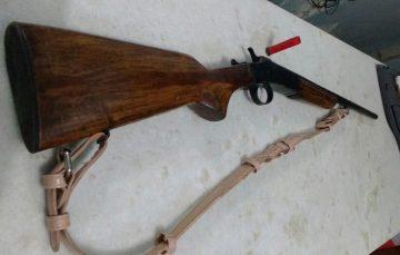 Homem é detido por apontar arma de fogo em Alfredo Chaves