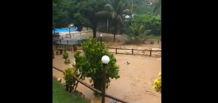 Turismo rural e agropecuária prejudicados com o temporal em Guarapari