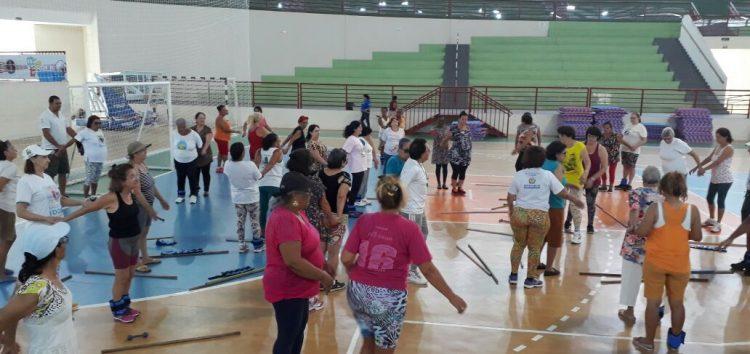 Programa Saúde do Idoso volta as atividades em Guarapari