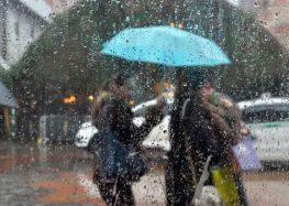 Novo aviso meteorológico prevê grandes acumulados de chuva e não descarta granizo no ES