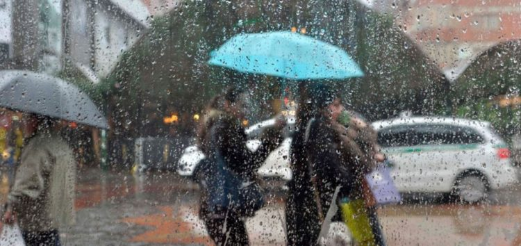 Defesa Civil emite alerta de chuva forte para o ES