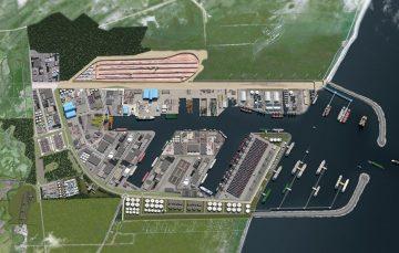 Porto Central em Presidente Kennedy recebe licença e pode gerar 4700 empregos