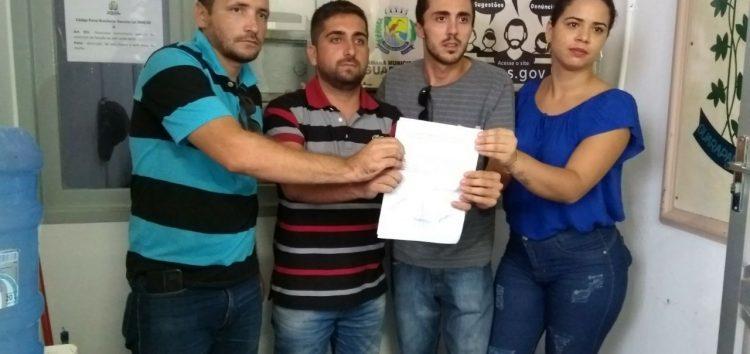 Cidadãos protocolam ofício pedindo Conselho de Ética e Corregedoria na Câmara de Guarapari