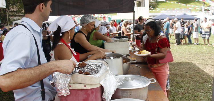 Festa da Imigração Italiana, em Buenos Aires, reuniu mais de 3 mil pessoas
