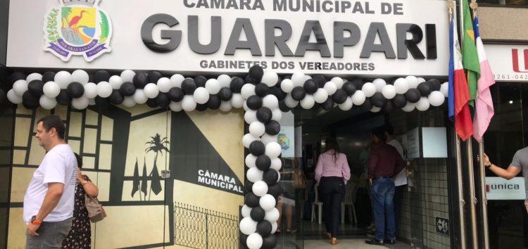 Vereadores aguardam propostas de imóveis para novo Anexo
