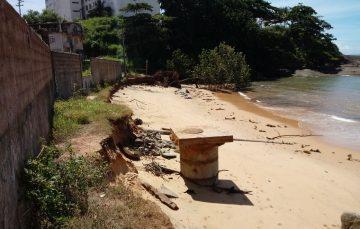 Obras na Praia do Riacho devem começar em dez dias