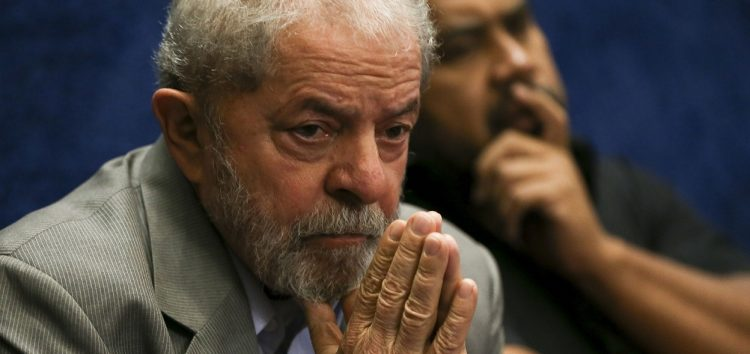 STF decide hoje se Lula pode ser preso