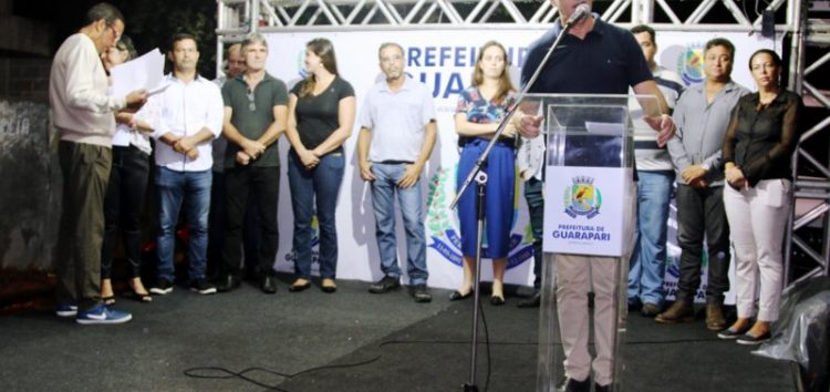 Bairro Santa Mônica vai receber obras de pavimentação e drenagem