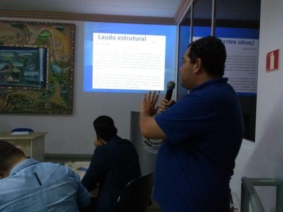 Debates e questionamentos foram o foco da reunião pública sobre o Hospital e Maternidade Cidade Saúde em Guarapari