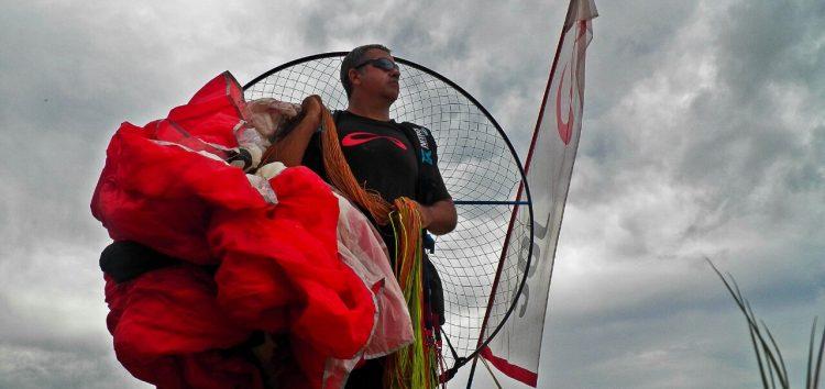 Segundo melhor no Brasil em paramotor, guarapariense irá disputar mundial na Tailândia