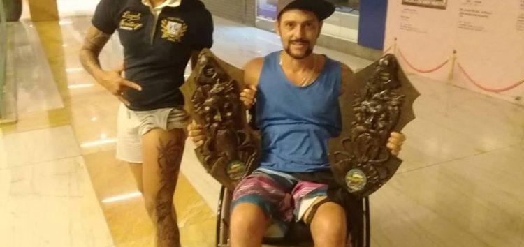 Artista plástico e tatuador de Guarapari ganha dois prêmios na 6° Expo Tattoo Espírito Santo