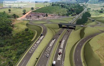 Trânsito no trevo de Guarapari será alterado para as obras da BR-101