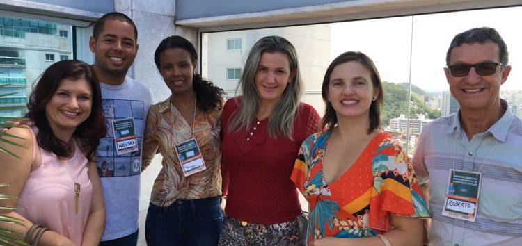 Premiado Projeto de Educação Alimentar de Anchieta foi apresentado em Vitória