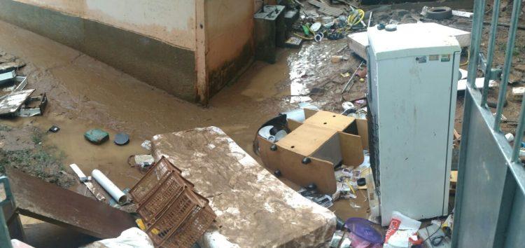 Chuva em Guarapari: Famílias de Iguape perdem tudo e voluntários buscam ajuda
