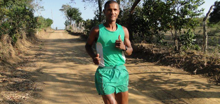 Movimentos do corredor Marcos Neri começam a voltar em Guarapari