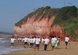 Artigo: Os Passos de Anchieta, um dia e noite em Guarapari