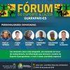 Prefeitura de Guarapari promove Fórum de Esportes aberto ao público com personalidades esportivas