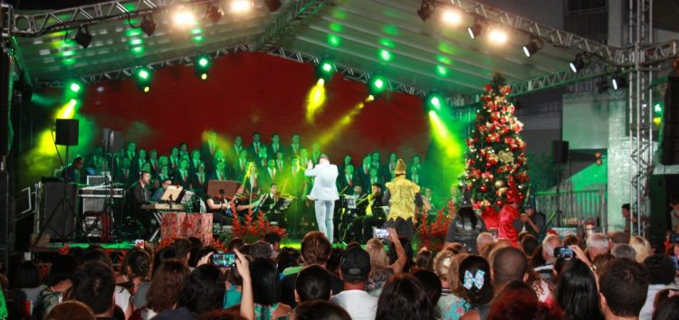 Cia musical de Guarapari se prepara para turnê na Europa