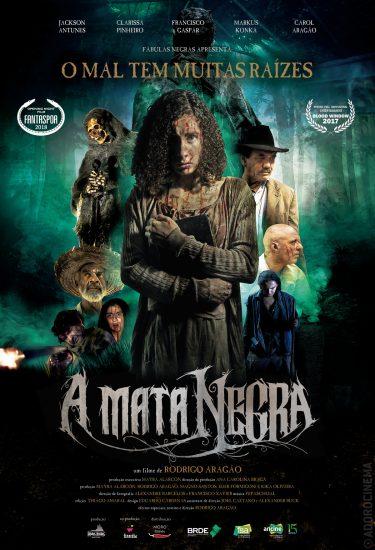"""""""A Mata Negra"""": Filme de cineasta Guarapariense abre festival no sul do país"""