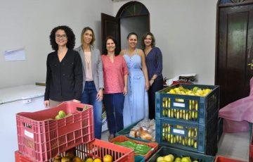 Alfredo Chaves é referência estadual no Projeto de Compra Direta de Alimentos (CDA)