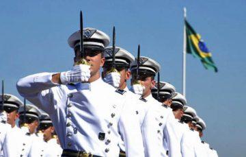 Marinha, Exército e Aeronáutica vão selecionar candidatos com salários até R$ 8.245