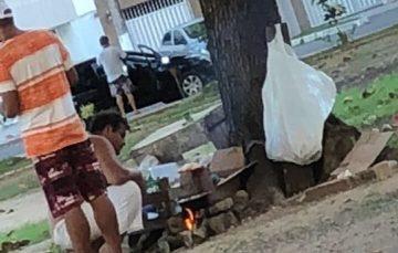 Mais de 50 moradores em situação de rua vivem em Guarapari