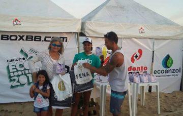 Bodyboarder de Guarapari conquista pódio em competição no Rio de Janeiro e se prepara para o estadual