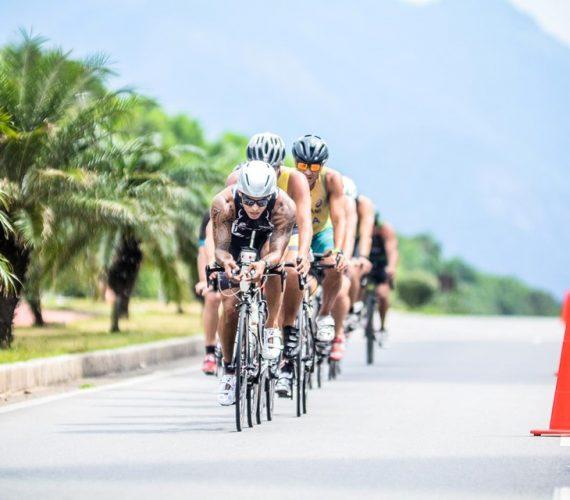 Guarapari recebe segunda etapa do Campeonato Capixaba de Triathlon