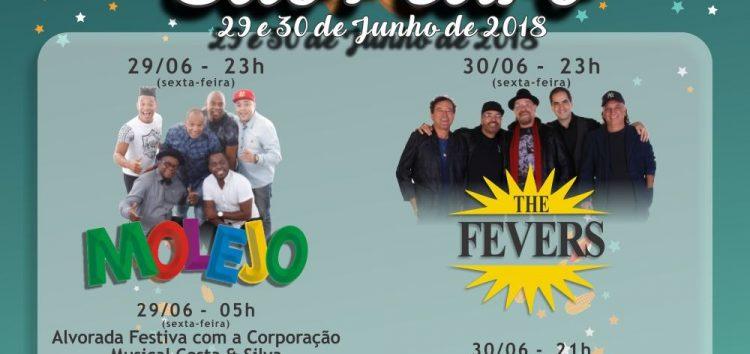Guarapari vai receber grupo Molejo entre as atrações da Festa de São Pedro