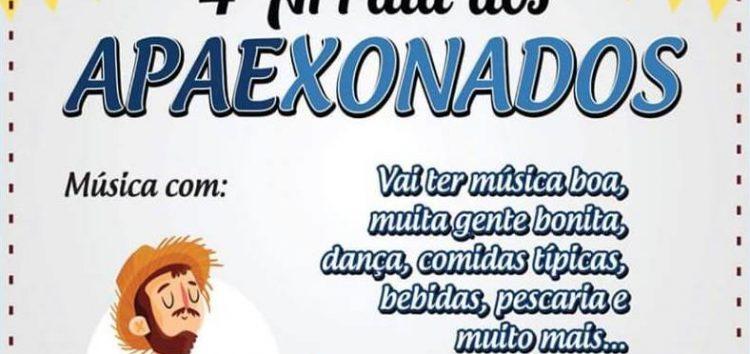 4º Arraiá dos APAExonados: diversão e solidariedade em Guarapari