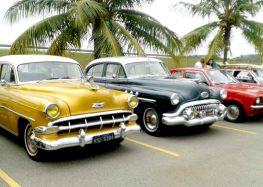 1º Passeio de Carros Antigos acontece neste fim de semana em Alfredo Chaves