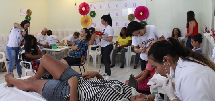 Ação social da 1ª Igreja Batista de Guarapari contou com 100 voluntários e 90 atendimentos médicos