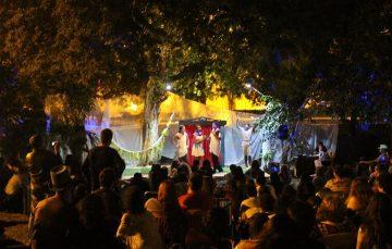 Projeto Teatro de Quintal vai movimentar a cena cultural em Guarapari