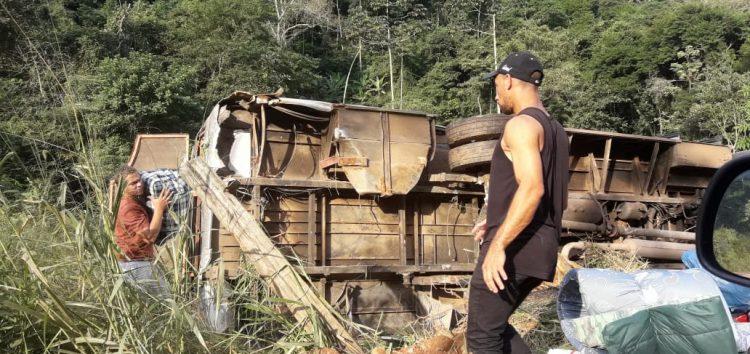 Criança de 4 anos morre um dia após acidente na zona rural de Guarapari