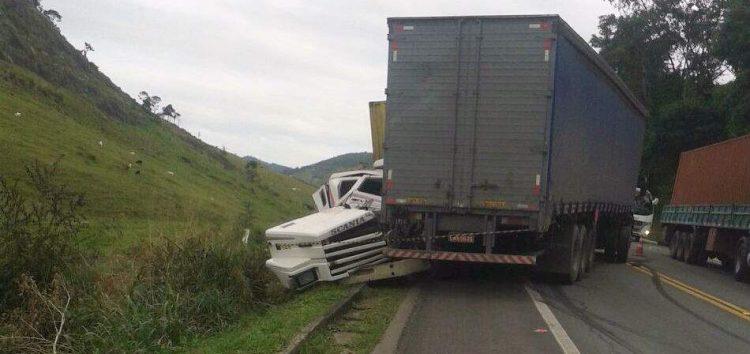 Nos últimos dois dias, três pessoas morreram em acidentes na BR 101 em Guarapari