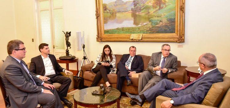 Celebração de acordo entre Estado, ANP e Petrobras pode render R$ 1 bilhão ao ES