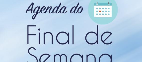 Venha conferir as dicas do final de semana em Guarapari