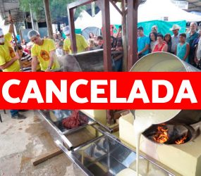 Prefeitura de Alfredo Chaves cancela Festa da Banana e do Leite deste ano