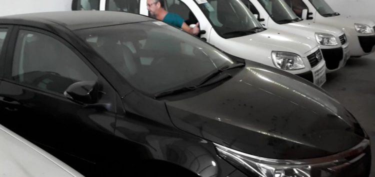 Vereadores questionam R$ 1 milhão gasto pela prefeitura de Guarapari com nova frota de veículos