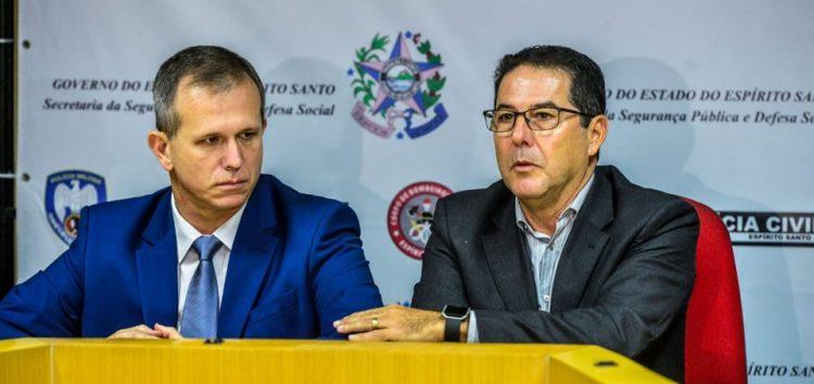 Força-tarefa do Governo: Segurança Pública e Agricultura fazem balanço