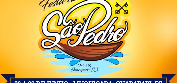 Festa em homenagem a São Pedro começa amanhã em Guarapari