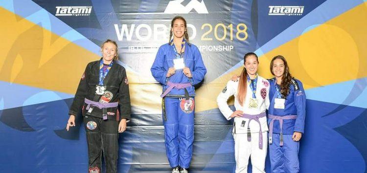 Com mais um ouro, atleta de Guarapari vence Mundial de Jiu-Jitsu