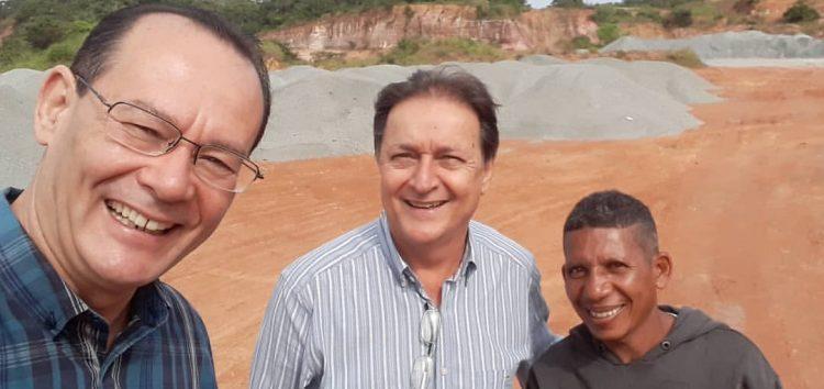 Bairro Lameirão vai ser pavimentado com revestimento primário
