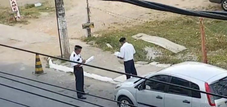 Agentes de trânsito completam a municipalização de Guarapari
