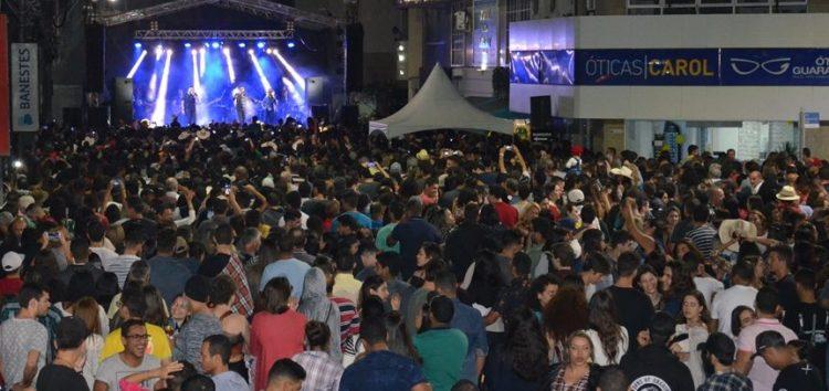 2º Esquina da Cultura reuniu 20 mil pessoas em apenas dois dias